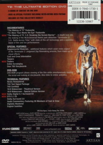 Terminator 2 Ultimate Edition